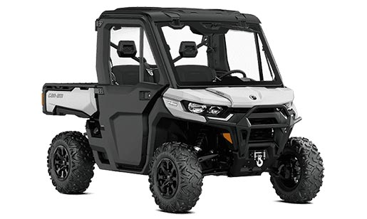 Can-Am Side-By-Side Defender Limited for sale in Ottawa