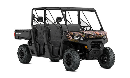 Can-Am Side-By-Side Defender Max DPS for sale in Ottawa