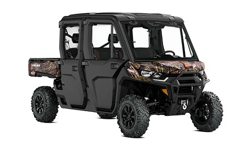 Can-Am Side-By-Side Defender MAX Limited for sale in Ottawa