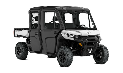 Can-Am Side-By-Side Defender Max XT Cab for sale in Ottawa