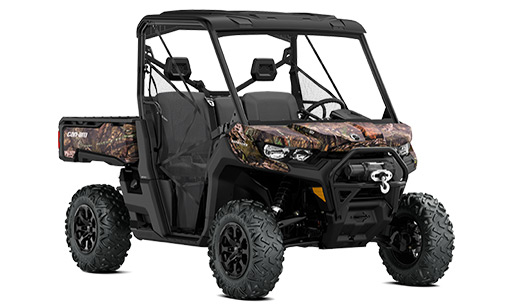 Can-Am Side-By-Side Defender Mossy Oak Edition for sale in Ottawa