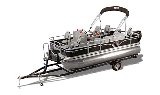 New Lowe Pontoon Boat SF SF194 for sale in Ottawa