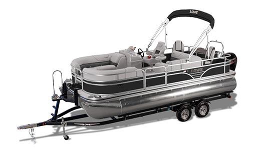 New Lowe Pontoon Boat SF SF212 for sale in Ottawa