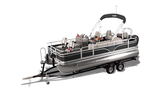 New Lowe Pontoon Boat SF SF214 for sale in Ottawa