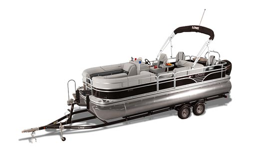 New Lowe Pontoon Boat SF SF232 for sale in Ottawa